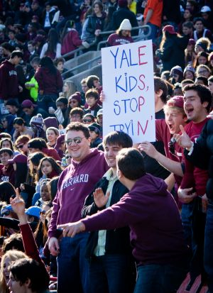 Stop Trying Yale